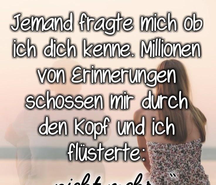 Inspiration Beziehung Vorbei Sprüche - Online
