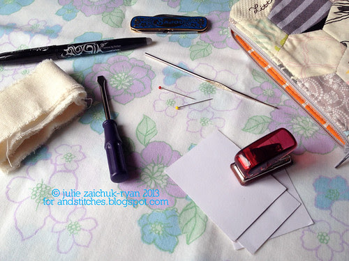 My Embroidery Toolkit
