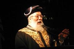 הנחת אבן הפינה לבית הכנסת