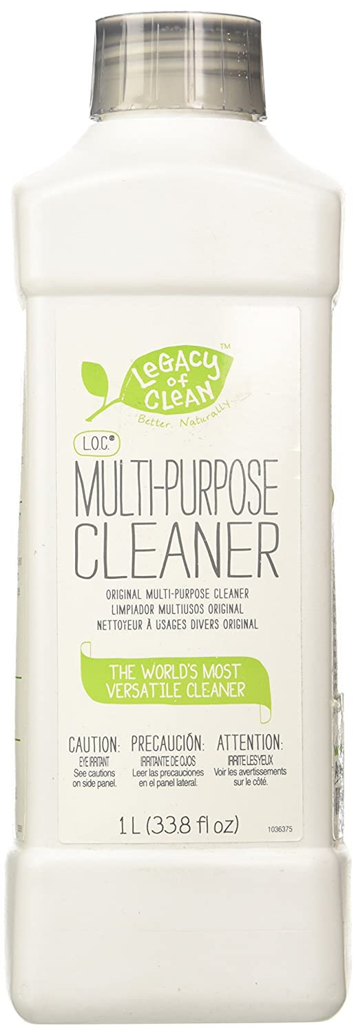 Amazon.com: Legacy Of Clean L.O.C. Multi-Purpose Cleaner New ...