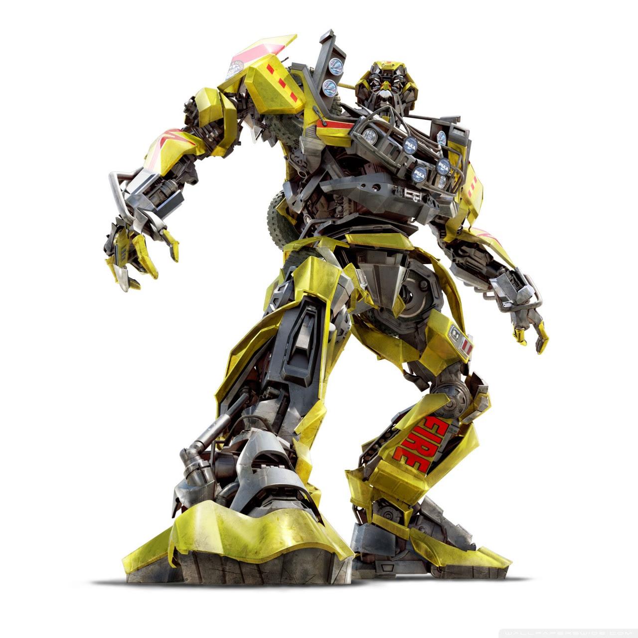 Transformers Robot Ultra HD Desktop Background Wallpaper For