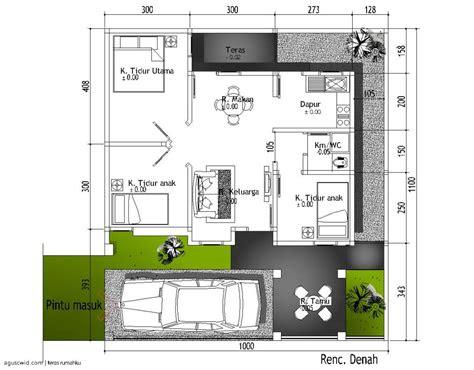 Gambar Denah Rumah - Desain Rumah