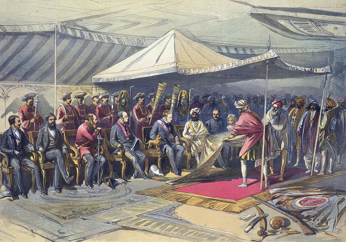 Return visit of the Viceroy