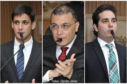 Montagem Vereadores Eleitos 2014 - DESTAQUE