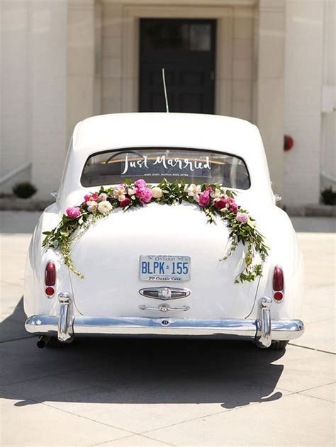 Best 25  Just married car ideas on Pinterest   Just