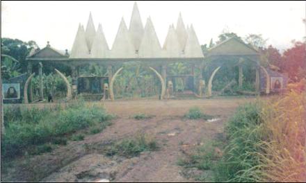 Chefferie Bansoa, Village Bansoa, tourisme Bansoa