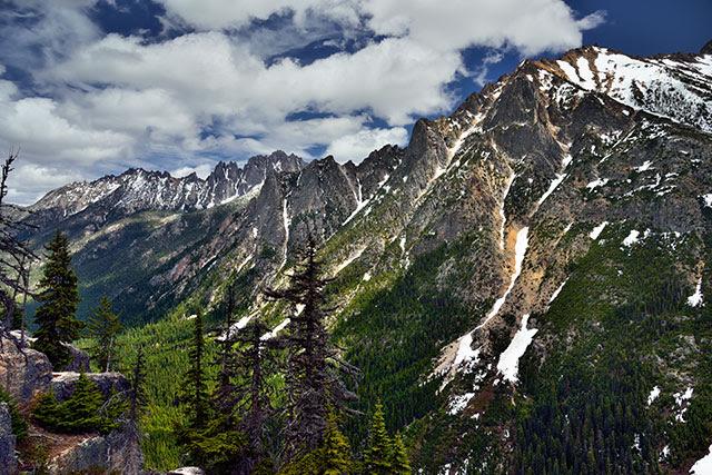 Silver Star                   Mountain, Skamania County in Southwest Washington