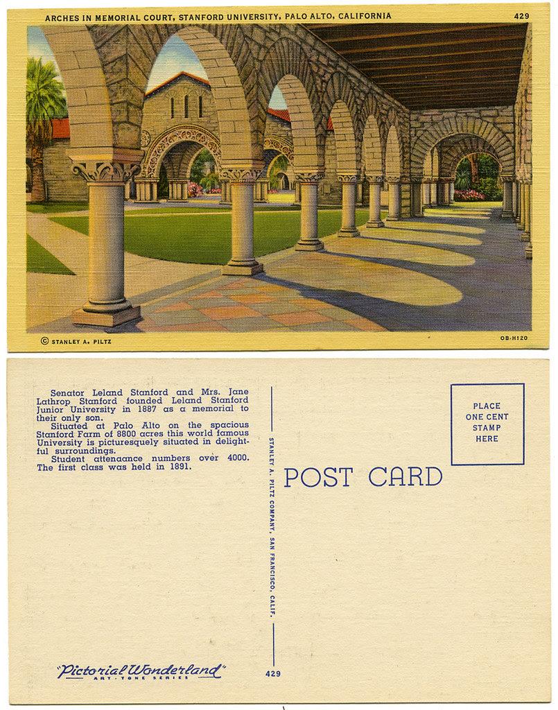 Stanford University Memorial Court_tatteredandlost