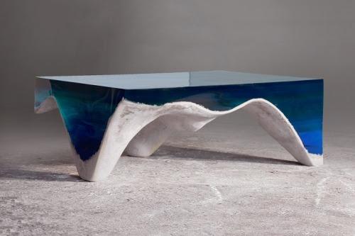 Belle Fusion entre les matériaux dans Eduard Locota DesignsEduard Locota est un designer roumain, travaillant avec de la résine de verre comme principal moyen.  Son tableau Delmare et Oceanus Blocks sont hypnotique.  Chaque pièce est fabriqué à la main à partir de zéro avec primaire ...