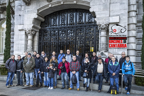 Foto de grupo FotoPaseuco Santander