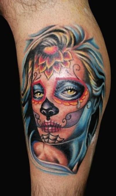 Dia De Los Muertos Tattoo Tattoo Designs Tattoo Pictures