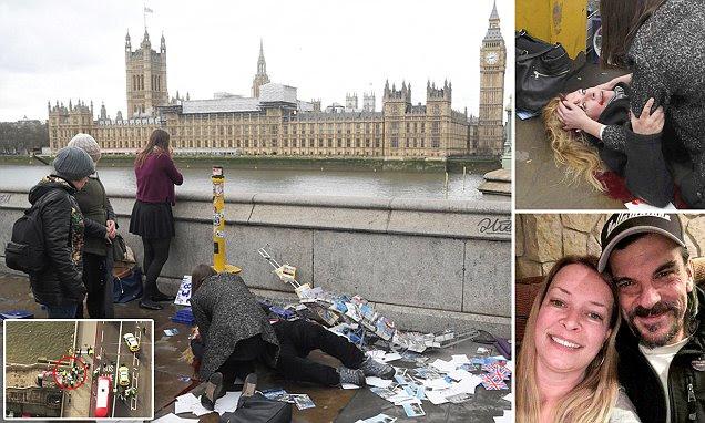 London Attack: American Kurt Cochran named 3rd victim