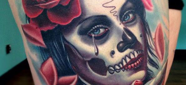 Tatuajes De Catrínas