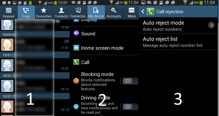 How to block calls and messages on iPhone, Android ...
