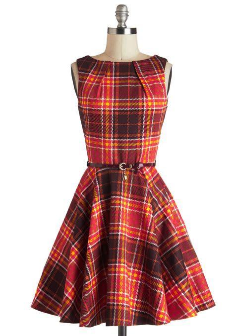 Plaid Dress Picture Collection   DressedUpGirl.com