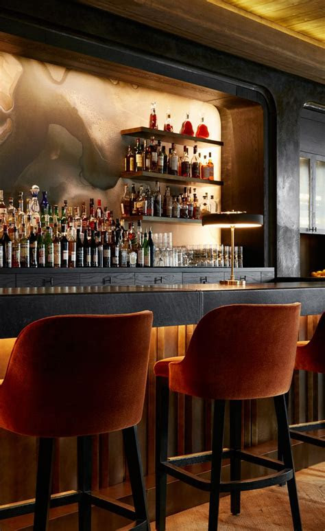 bar interior design ideas  pinterest bar