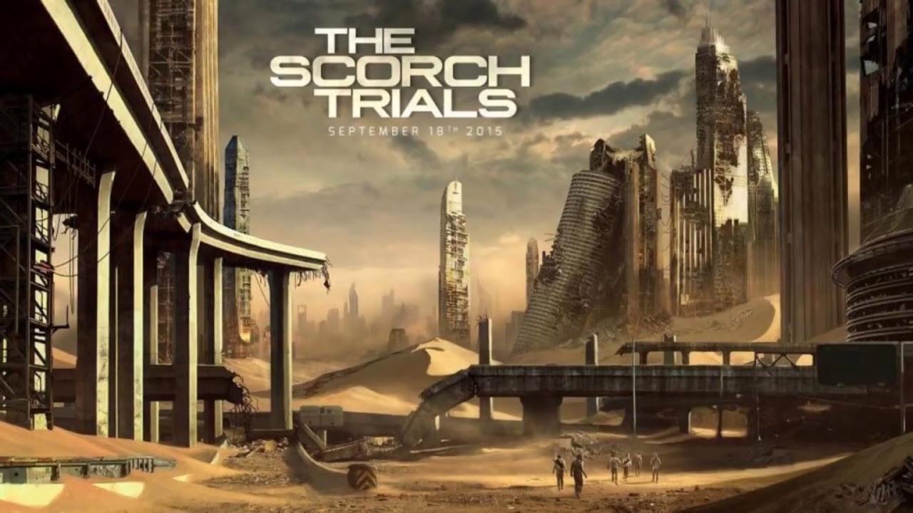 Maze Runer : Scorch Trial