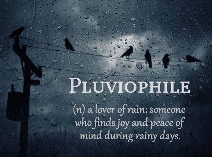 Rainy Day Love Quotes