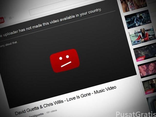 Tips-Tips Membuka Video Youtube Yang Terblokir.......
