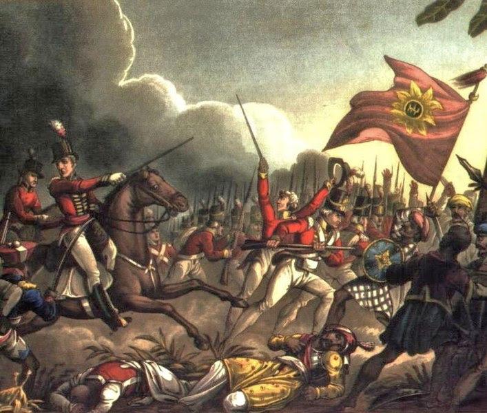 Image result for battle of koregaon