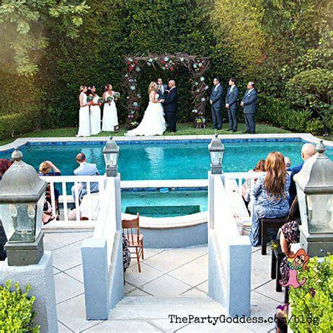 "Wedding Ceremony Ideas: Say ""I Do"" YOUR WayThe Party Goddess"
