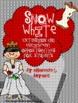Fairy Tale Fun--Snow White Enrichment/Extension Opportunities