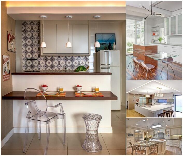 10 Terrific Kitchen Countertop Extension Materials Interior Design Blogs