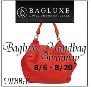 Bagluxe Handbag Giveaway Event