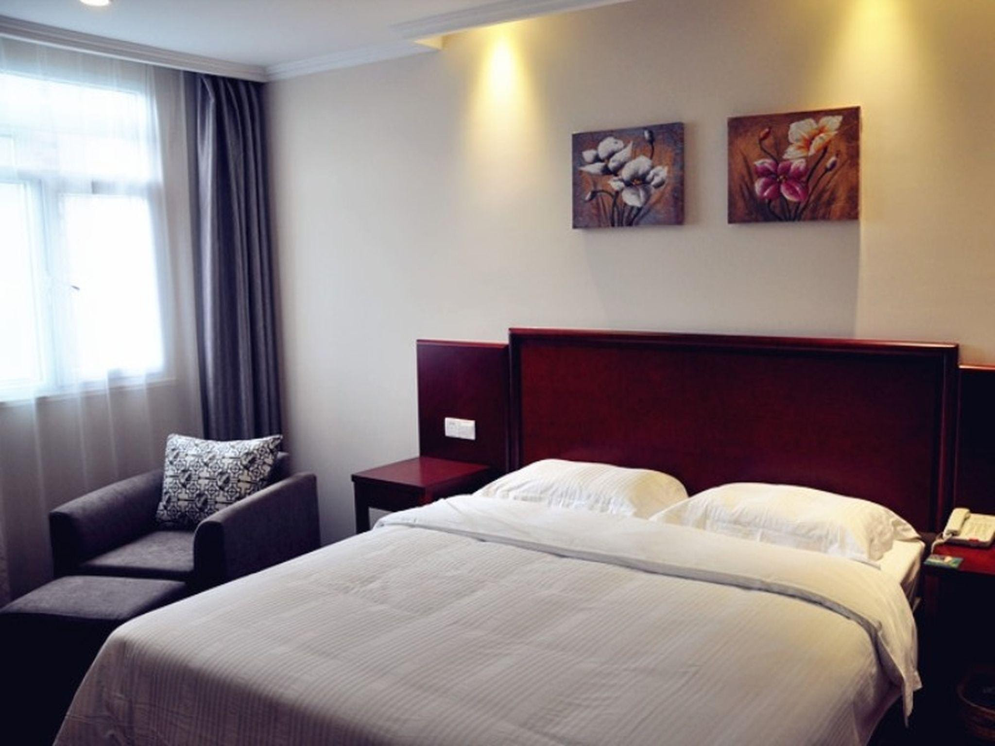 GreenTree Inn Xuzhou Benteng Avenue Express Hotel Discount
