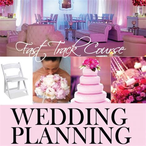 Cert. of Professional Wedding Planning Styling and Design