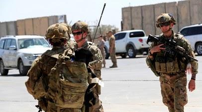 Al-Sumaria: военная база США в Багдаде подверглась ракетному обстрелу