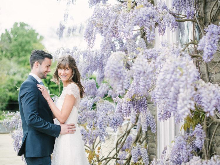 Wenn Sie eine Schwäche für wisteria-wie bei uns-lassen Sie sich inspirieren von diesem Schießen und stehlen einige Ideen für Ihre Hochzeit