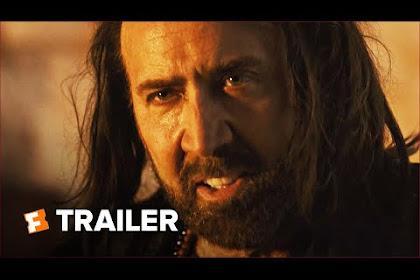 'Jiu Jitsu' full movie review & film summary (2020) | Nicolas Cage Acme Rocket Fuel