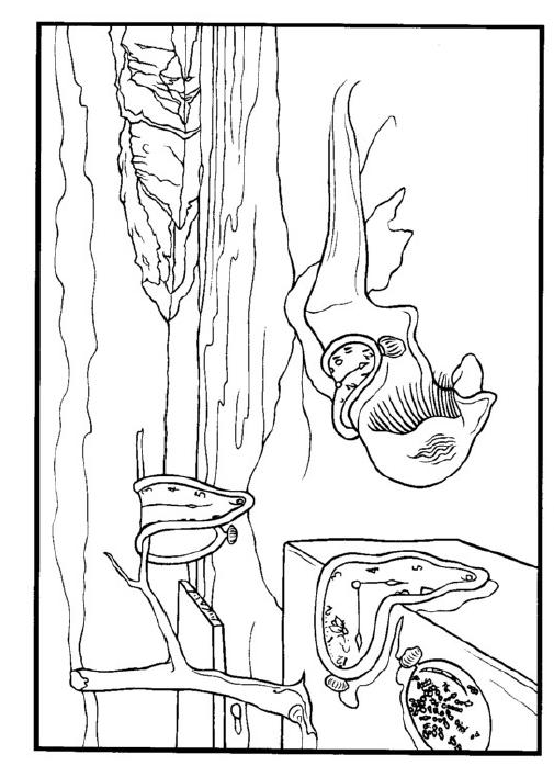 Venere Di Botticelli Disegno Da Colorare Disegno Botticelli