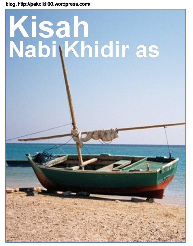 KISAH NABI KHIDIR AS