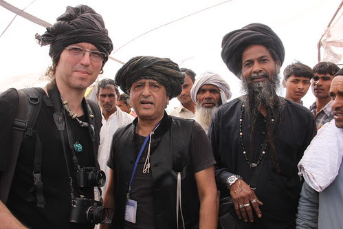 We Are Dam Madar Malangs Marc Malang Me And Baba Wahid by firoze shakir photographerno1