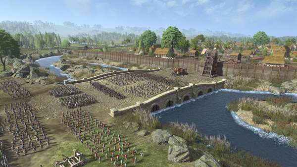 Total War Saga Thrones of Britannia Free Download