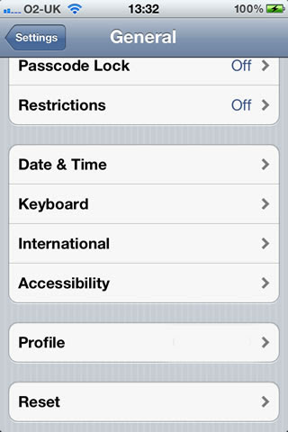 Switching on Mono Audio on your iPhone and iPod touch