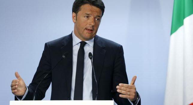Un gigantesco autogol non firmare il TTIP entro l'anno. Matteo Renzi