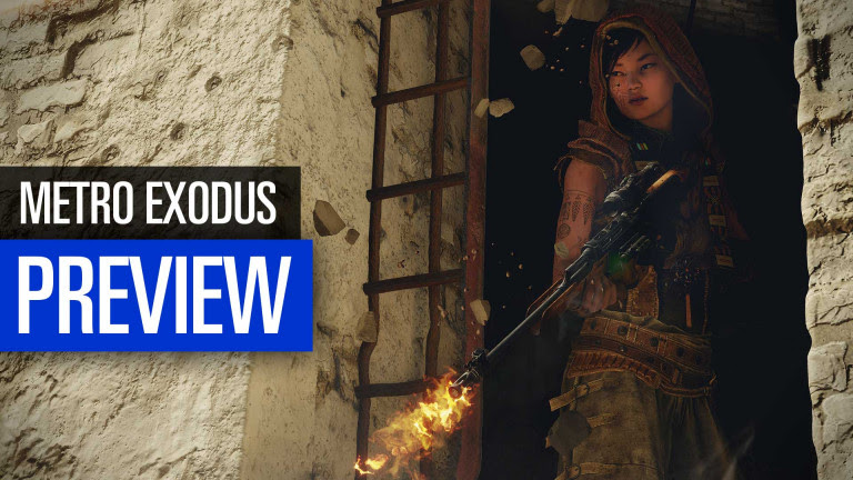 Metro Exodus in the video: The last gameplay check before release