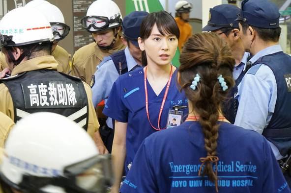 「コード・ブルー−ドクターヘリ緊急救命−the third season第10話山下智久」的圖片搜尋結果