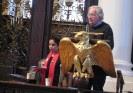 Noam Chomsky and Malalai Joya in Boston