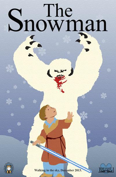 Star Wars: The Snowman