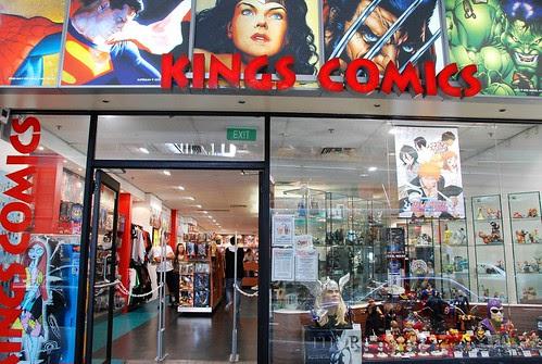 Kings Comics