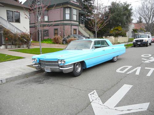 Vintage Cadillac _ 7829 - HDR 500