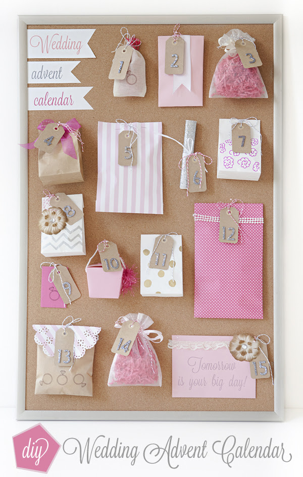 Top Wedding Advent Calendar Gift Ideas - Freshomedaily