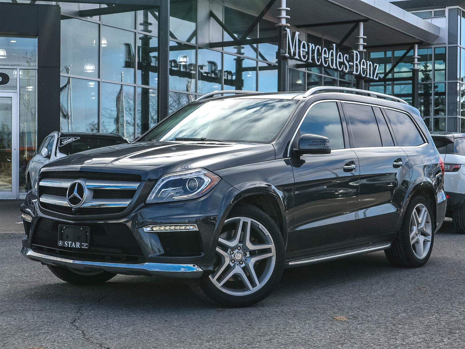 Certified Pre-Owned 2016 Mercedes-Benz GL-CLASS GL350 SUV ...