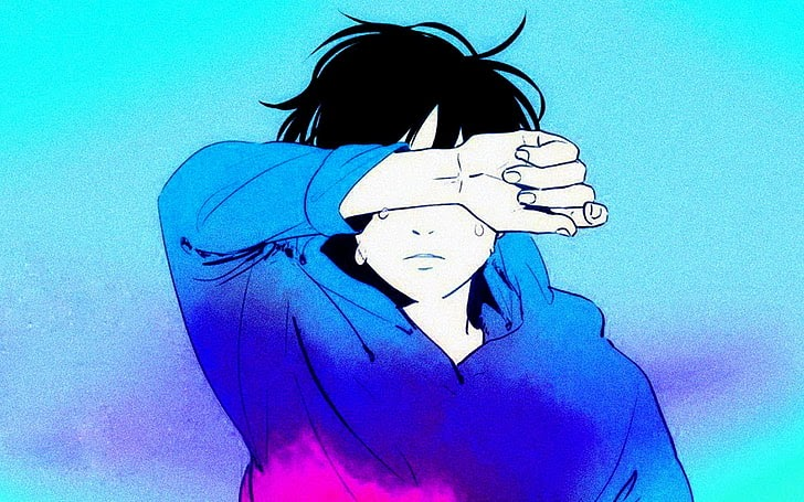 26 Wallpaper Anime Boy Sad Hd Anime Top Wallpaper