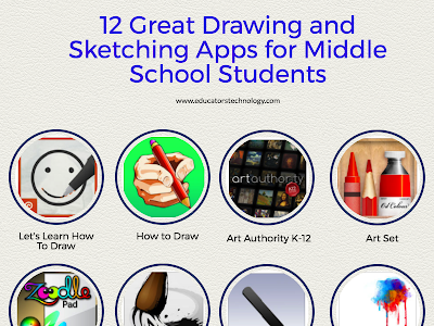 Here Is A List of Some of The Best Drawing and Sketching Apps for Students