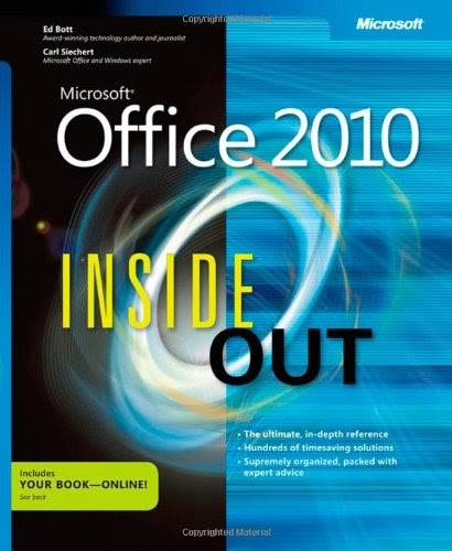 [PDF] Microsoft Office 2010 Inside Out Free Download